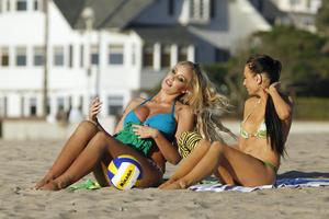 Дженна Бентли, фото 7. Jenna Bentley Miami Beach - Jan. 18th 2011, photo 7