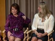 Patricia Heaton - Screencaps Paley Center Interviews # 5