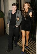 Chanelle Hayes-Leggy In London January 4th 2011