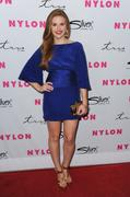 Холлэнд Роден, фото 68. Holland Roden Nylon Magazine 12th Anniversary Party in Hollywood March 24, 2011, foto 68