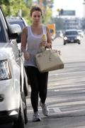 Haylie Duff- Out & About in Los Angeles 11/22/10- 3 HQ